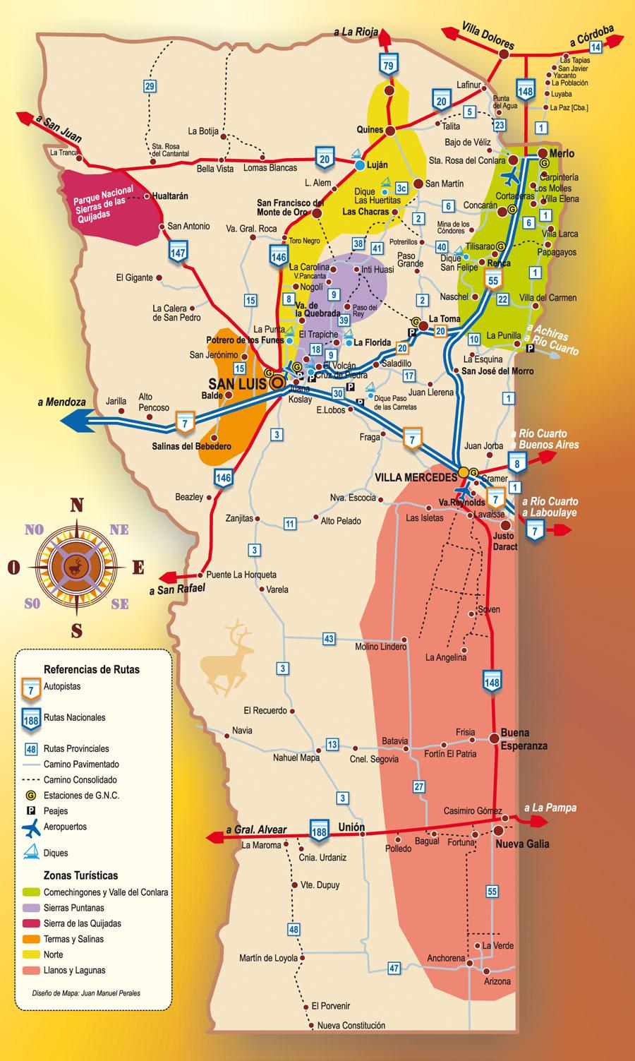 Circuito Turistico : Nuevos circuitos turísticos por santiago de chile